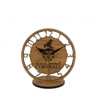 Chough Mantel Clock