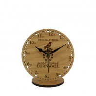 Dreckly Time Mantel Clock