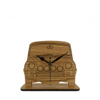 Mini Front Mantel Clock