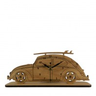 Beetle Mantel Clock