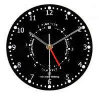 Plain Time & Tide Wall Clock