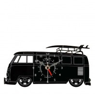 VW Camper Time & Tide Wall Clock