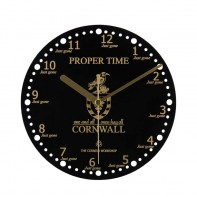Proper Time Wall Clock